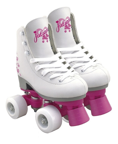 patines juliana originales 4 ruedas talle 32-33 babymovil
