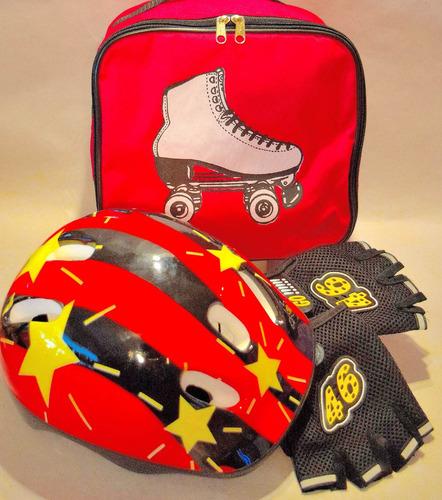 patines leccese + bolsito extensibles  del 26 al nº 36 rock