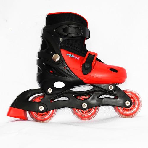 patines lineales para niños tallas ajustables