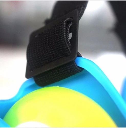 patines luminosos para zapatos niños y grandes + obsequio