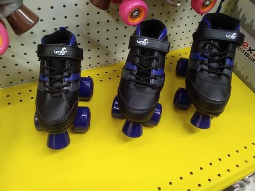 patines negro hombres blancos mujeres hay entregas gratis