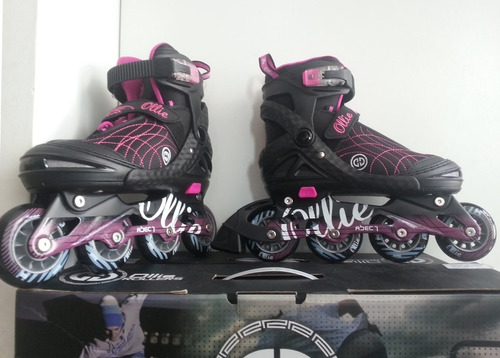 patines ollie roller, talla regulable, nuevos en caja