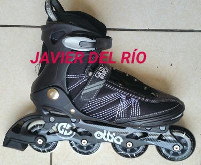 patines ollie roller tallas 42, 43 y 44, nuevos en caja
