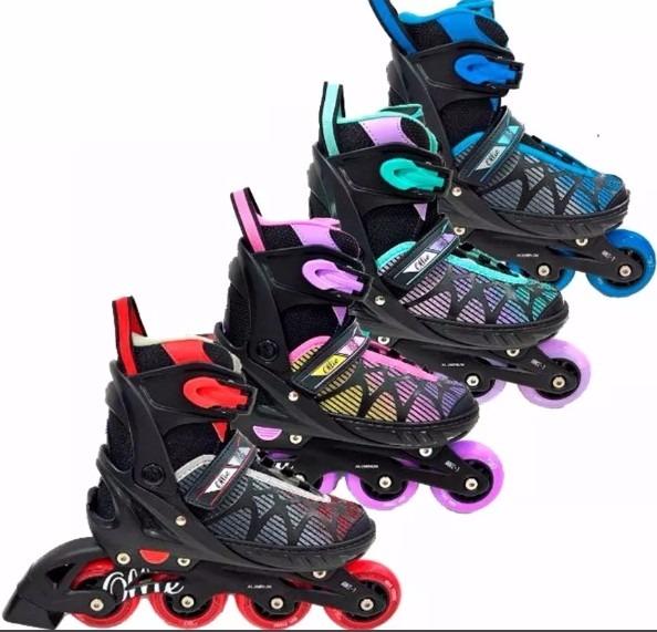 patines ollie talla graduable de 36 a 40 tienda lince