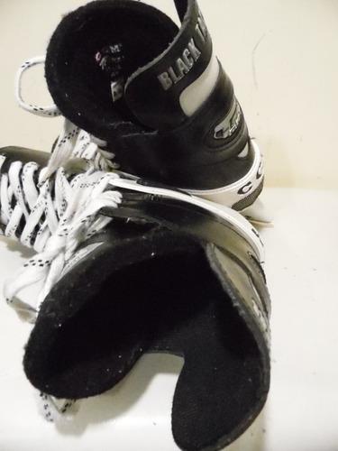 patines para hielo hockey ccm pro 3 lite 11.5usa 46 j664