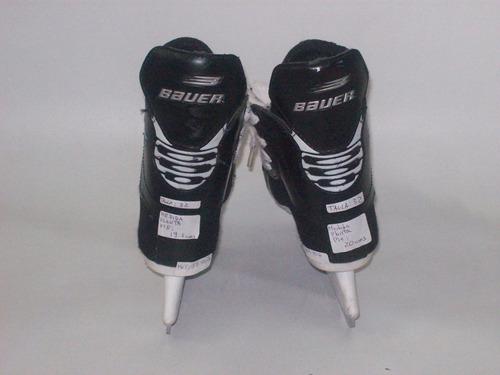 patines para hielo niño bauer