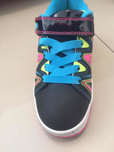 patines pop by heelys de una rueda. talla 22