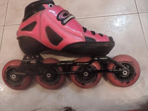 patines profesionales canariam talla 34
