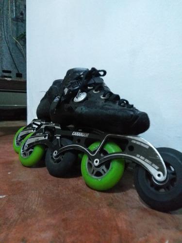 patines profesionales canarian talla 37