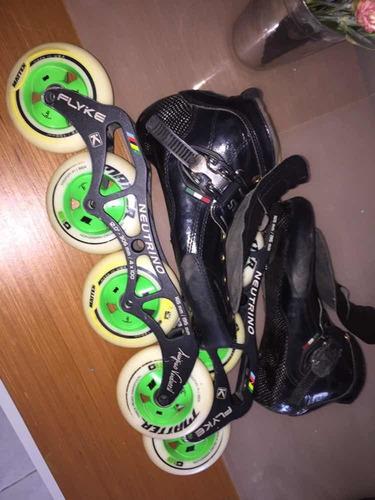 patines profesionales en buen estado
