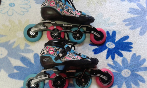 patines profesionales marca canarian