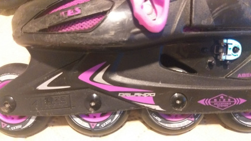 patines profesionales roces niña