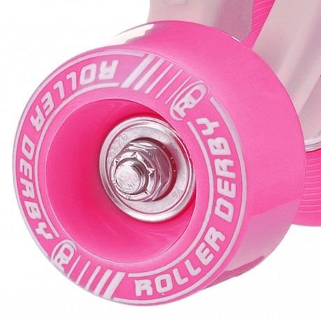 patines rd 4 ruedas roller star 350 (36.5, 38) (soy luna)