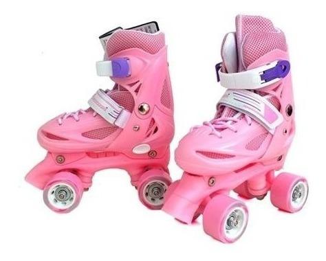 patines roller ajustables moda niño niña luna / modelo 2017