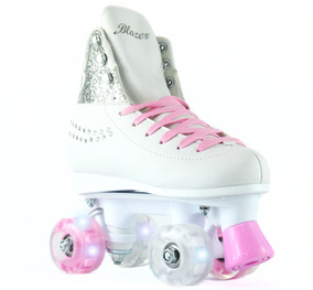2b64d6ae26 Patines Roller Con Luz Led Tipo Soy Luna Modelo Ambar