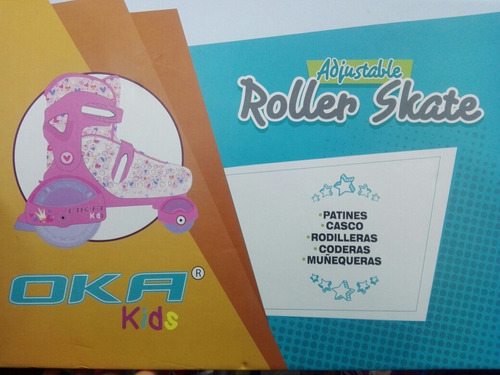 patines roller skate baby