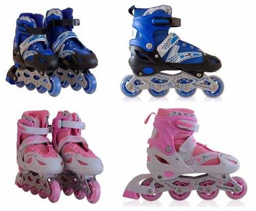 patines roller tallas 30 a 33 niño niña envio gratis metinca