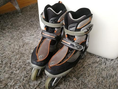 patines rollerblade en buen estado talla 42