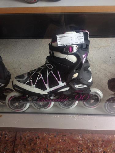 patines rollerblade igniter 90mm