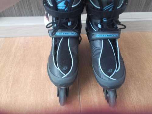 patines rollerblade spark 80 w t/38 mujer