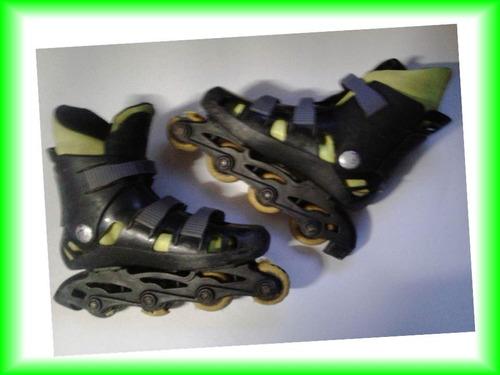 patines rollers. número 36. hay que colocarle las ruedas