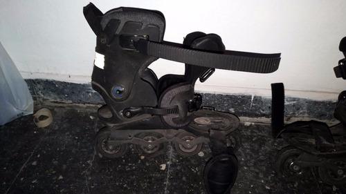 patines rollers powerslide doop (van con zapatilla)