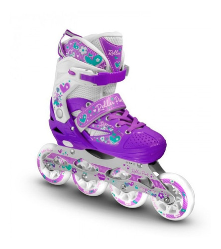 patines semiprofesionales canariam roller team 90 mm goma