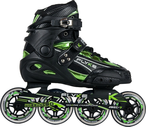 patines semiprofesionales flyke bladerunner adulto fitness