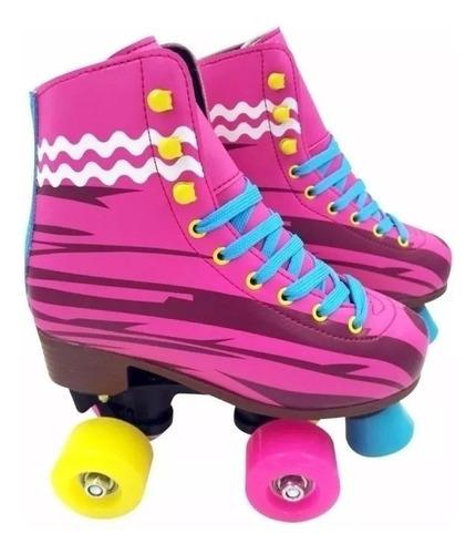 patines semiprofesionales soy luna 4 ruedas tipo bota