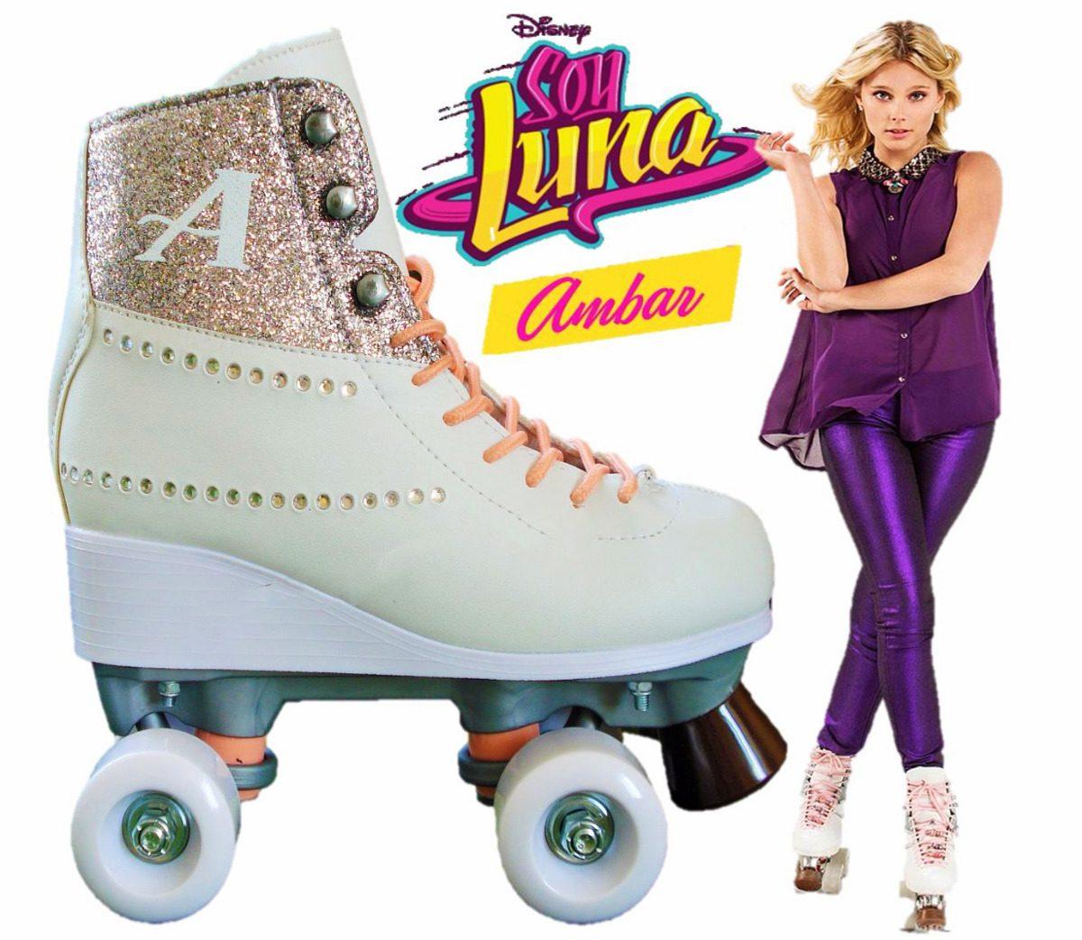 Patines Soy Luna 2.0 Nuevos Originales Ambar 36,38 - $ 47 ...