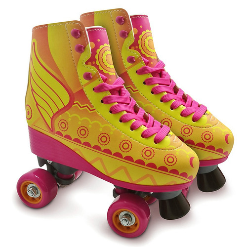 patines soy luna 3.0 rayo de sol talla 34