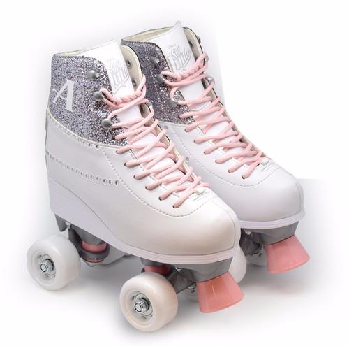 patines soy luna artisticos ambar talle 34 con lic.original