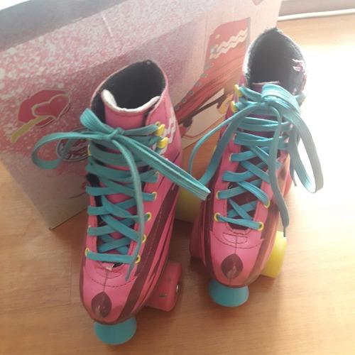 patines soy luna, número 32