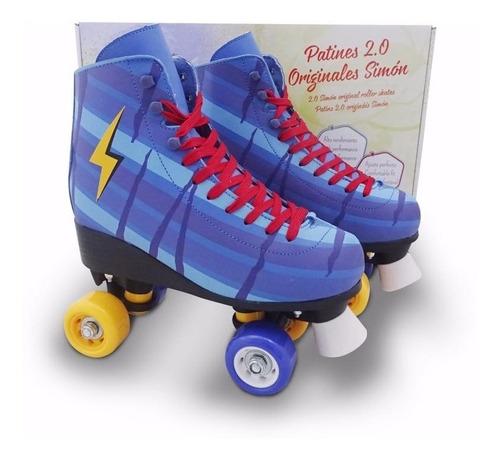 patines soy luna y ambar originales mod2018 delivery gratis