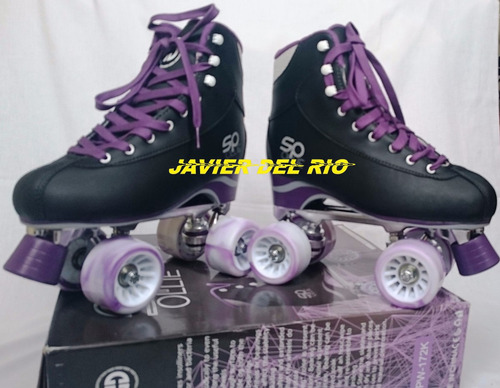 patines tipo soy luna quad, talla 36 a 40 delivery gratis(*)