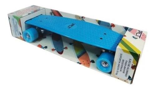 patineta de niños estilo penny skateboard plastic board plt