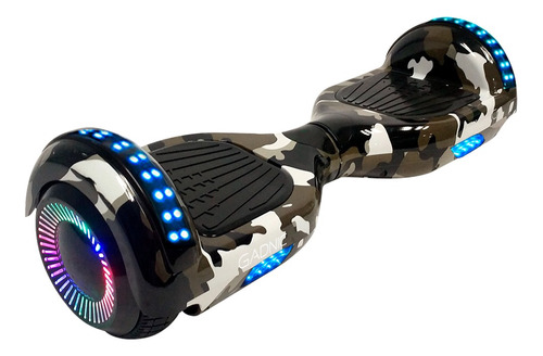 patineta electrica gadnic bluetooth con parlante incluido