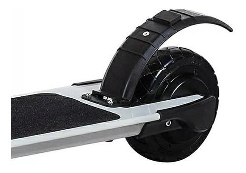 patineta eléctrica gws alto desempeño/autonomía color negro