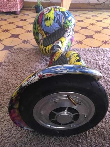 patineta eléctrica hoverboard