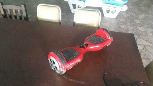 patineta eléctrica hoverboard f5 + cargador