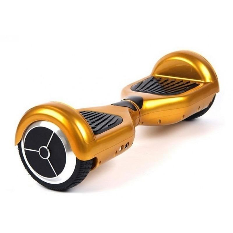 4de2a1a498638 Patineta Electrica Hoverboard F6 Max-you Dorado Envio Gratis ...