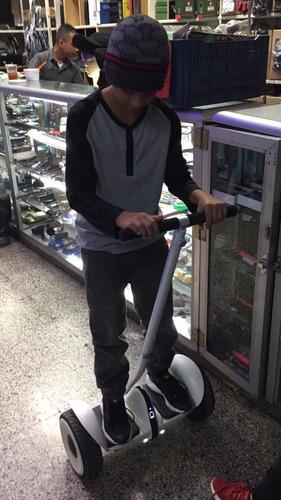 patineta electrica ninebot mini segway autonoma cero caidas!