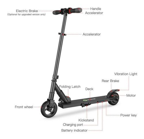 patineta eléctrica scooter electric plegable tipo xiaomi liv
