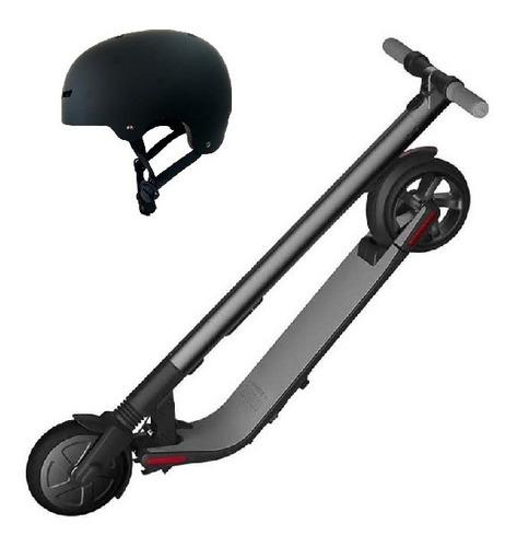 patineta eléctrica scooter ninebot es2 +casco +mantenimiento