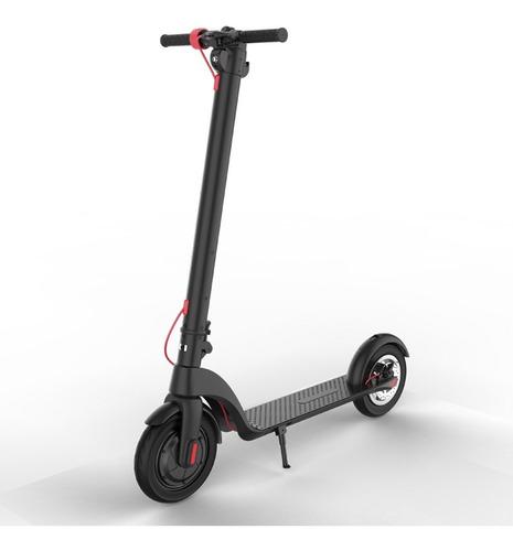 patineta eléctrica scooter s350 motor 350w bateria removible