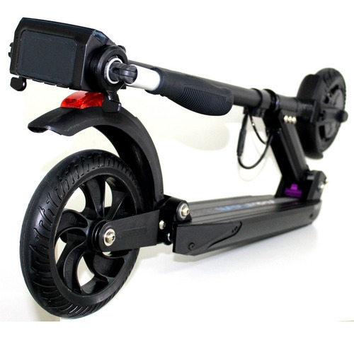 patineta eléctrica scooter skateflash urban sk1 - motor 350w