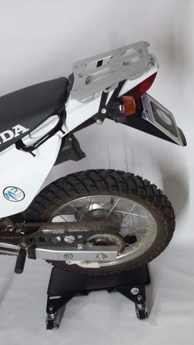 patineta estacionar mover moto carro plataform motoperímetro