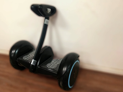 patineta mini monopatín smart scooter mk044 con bluetooth