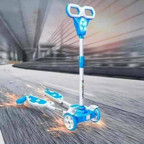 patineta  regulable  monopatin 4 ruedas niños  r4430