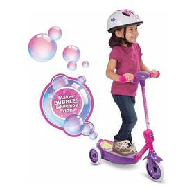 Patineta Scooter Eléctrica Burbujas